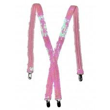 Подтяжки 7-14 лет Belona Gl-pink