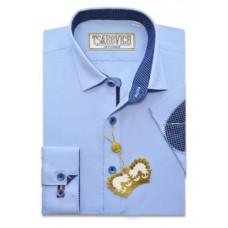 Сорочка детская Tsarevich Cashmere Blue LOK